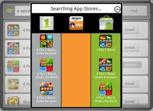 android in pc steps - installation 05 search app stores - choose no 1 may 2-3 are not for free
