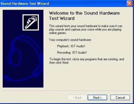 08 test hardware